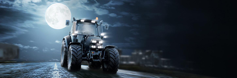 Deutz Fahr Traktor